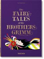 Fairy Tales. Grimm & Andersen: 2 in 1-40th Anniversary Edition обложка-превью