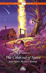 The Color out of space and other stories. Книга для чтения на английском языке, Лавкрафт Г. Ф. обложка-превью