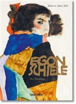 Egon Schiele. The Complete Paintings 1909-1918-40 Anniversary Ed обложка-превью