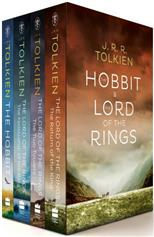 The Hobbit & The Lord of the Rings Boxed Set, Tolkien J. R. R. обложка-превью