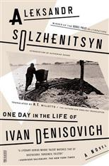 One Day in the Life of Ivan Denisov, Solzhenitsyn A. обложка-превью