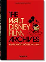 The Walt Disney Film Archives. The Animated Movies 1921-1968. 40th Anniversary Edition обложка-превью