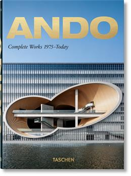 Ando. Complete Works 1975-Today. 40th Anniversary Edition обложка книги