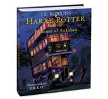 Harry Potter and the Prisoner of Azkaban: Illustrated Edition Paperback, Rowling J. K. обложка-превью