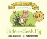 Hide-and-Seek Pig. Tales from Acorn Wood обложка-превью