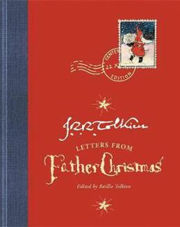 Letters From Father Christmas, Tolkien J. R. R. обложка книги