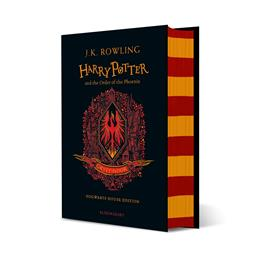 Harry Potter and the Order of the Phoenix — Gryffindor Ed., Rowling J. K. обложка книги